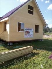 Деревянные Каркасные дома и Бани под ключ в Сморгони - foto 0