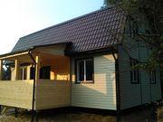 Деревянные Каркасные дома и Бани под ключ в Сморгони - foto 2