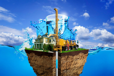 Бурение скважин на воду в Сморгони - main